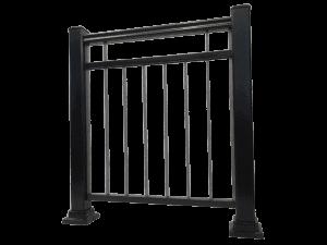 Rampes aluminium Patrimoine