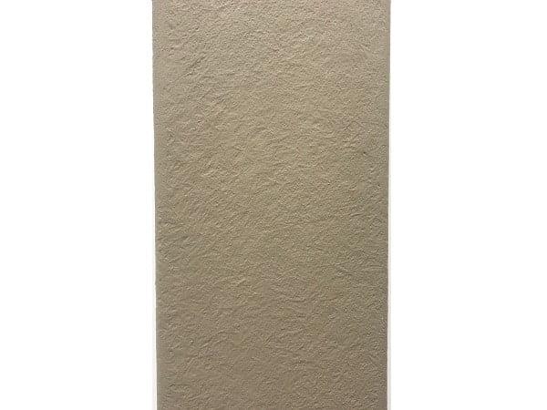 Balcon fibre de verre - beige uni