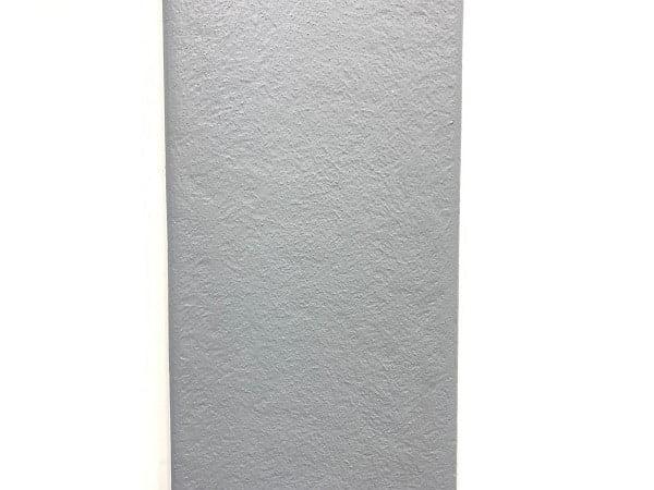 Balcon fibre de verre - Gris uni