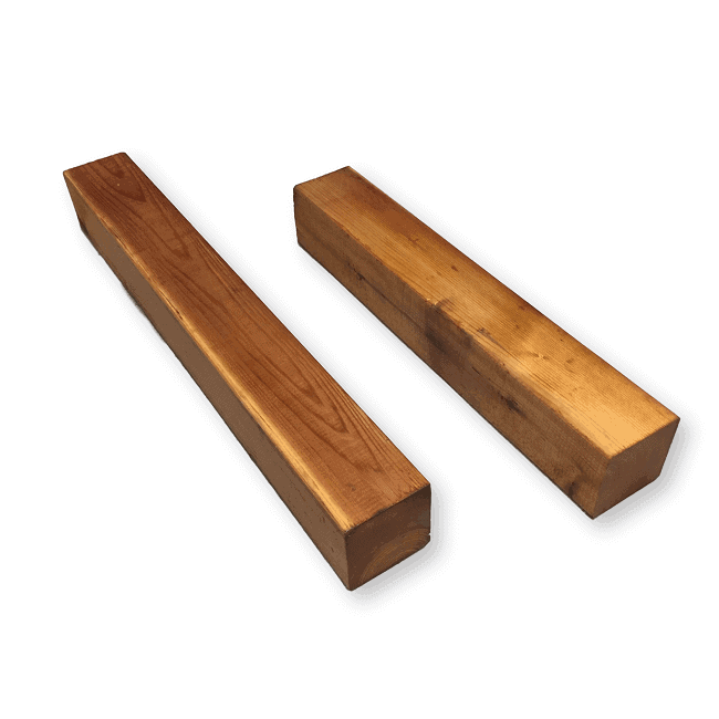 poteau de bois pour patio balcon depot. Black Bedroom Furniture Sets. Home Design Ideas