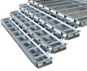 Alternative au béton : Module d'escalier Structura